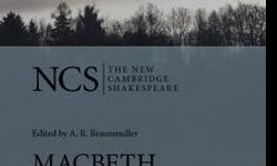 $5 Macbeth: The New Cambridge Shakespeare Edition
