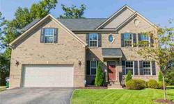 6006 Ironstone Dr Chesterfield Five BR, Gorgeous brick home