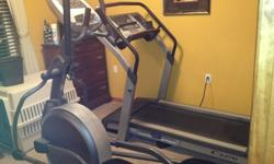 $600,500 Nordictrack Treadmill & Horizon Elliptical Machines