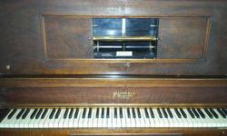 $600 Antique Kimball Upright Player Piano