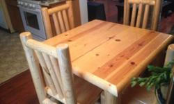 $600 Dinning room table