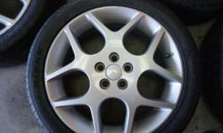 $600 Dodge Neon Srt-4 Wheels *** Rims **** Oem *** Like New