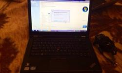 $600 Lenovo Thinkpad T430 Laptop
