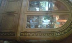 $600 OBO Broyhill Dining Room Table and China Cabinet