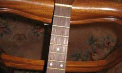 $600 ReMARKable 10 string Tiple (small guitar or ukulele)