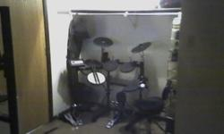 $600 Roland TD-3KW Electric Drumset