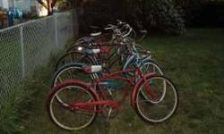 $600 Schwinn Road Bike plus Vintage collection
