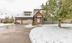6028 SILVERLEAF Drive S Fargo Five BR, Luxurious home in