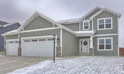 603 Country Ridge Drive Mahomet Three BR, This Bradford II