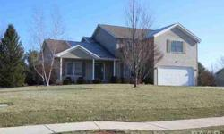 604 FANDEL Road Germantown Hills, Spacious Four BR/2.5 BA