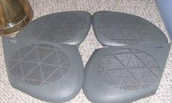 $60 1996- 2000 Chrysler Sebring grey speaker covers INFINITY