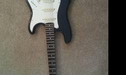 $60 Fender Squier Bullet Stratocaster Style Electric Guitar