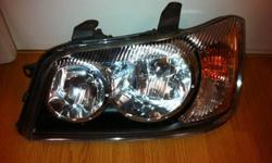 $60 High Lander Head LIght , 01-03, left side