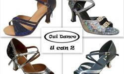 $60 Latin Dance Shoes