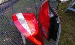 $60 OBO 04 Kia Rio Tail Lights