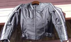 $60 Womens Motorcycle Jacket -