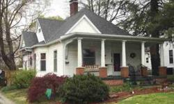 613 S Main Street Anna Four BR, Charming historic home with