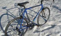 $625 Jamis Quest 631 steel road bike - 57 cm