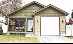 634 S Navajo St W Salt Lake City Three BR, Beautiful Home!