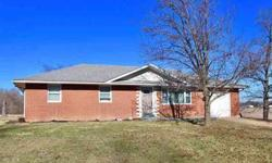 6360 Kaskaskia Road Millstadt Three BR, An all brick ranch