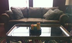 $650 Couch, Loveseat, coffee table, and 2 end tables