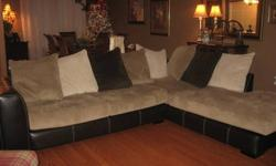 $650 Like New Sectional