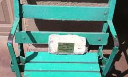 $650 OBO Chicago White Sox Old Comiskey Park Stadium Seat