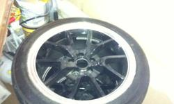 $650 OBO Tires and Rims For Sale