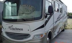 $65,000 2009 32.6? Coachmen Mirada w/2 slides