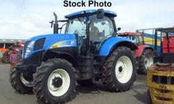 $65,000 2010 New Holland T6050 Tractor