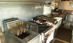 $65,000 Concession trailer 20 ft with professional kitchen