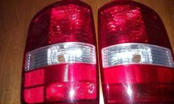 $65 2004-2008 Ford F-150 TAIL LAMPS