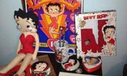 $65 Betty Boop collection (norman)
