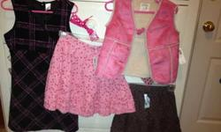 $65 Girls Clothes lot 25 pieces (Norman)