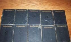 $65 Hawkins Elestrical Guide VOL 1-10