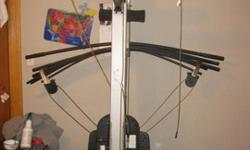 $65 OBO Weider Cross Bow.. Exercise Machine