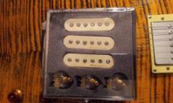 $65 USA made Fender vintage noiseless pickup set