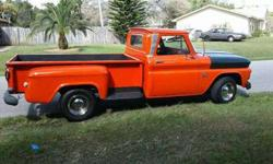 '66 Chevy Pickup Truck