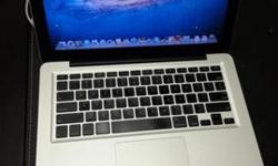 $675 OBO MacBook UniBody 10.7 4GB DDR3 RAM 320GB HDD