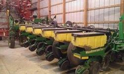 $67,000 2003 John Deere 1770 NT 16 Row 30 Planter