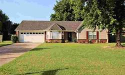 6821 Ranch Ridge Cv Walls Three BR, This single family home