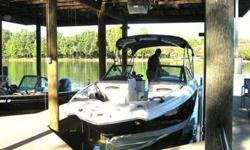 $69,950 2008 Fully Loaded 264 Chaparral Sunesta Deck Boat