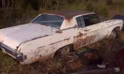 69 Chevy Caprice Classic/now parting out
