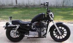 $6,000 2001 Custom Harley Davidson Sportster with 1200 kit