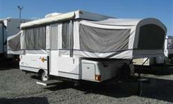 $6,000 2004 Fleetwood/Coleman Mesa Pop Up Camper - $6000