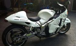 $6,000 2005 Suzuki Hayabusa Stretched Custom