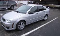 $6,000 2006 Ford Focus ZX4 SES