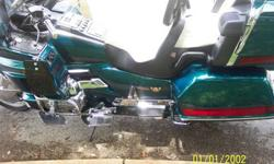$6,000 OBO 1995 Honda Aspencade/Touring Bike/trailer