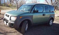 $6,100 2003 Honda Element DX - 166K Mi.