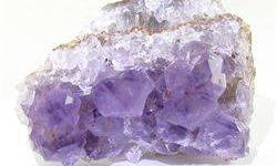 $6 280ct Natural Uruguay Purple Amethyst Crystal Cluster